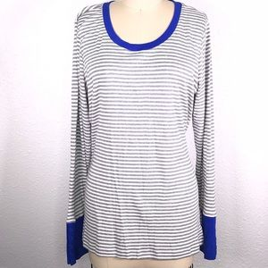 GAP Bowery Button Cuff T-Shirt